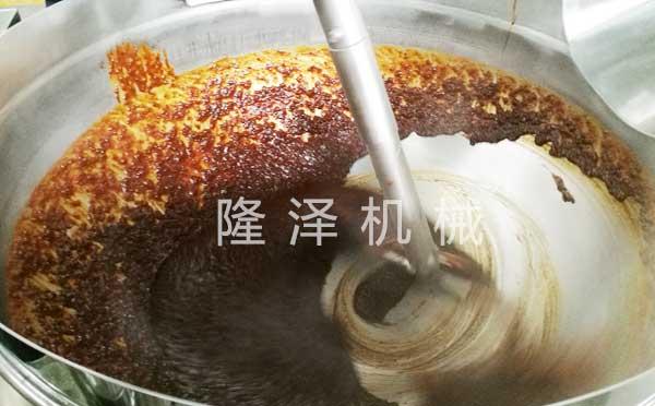 牛肉辣酱炒锅
